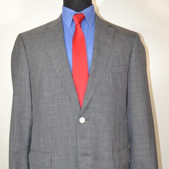 Jos. A. Bank Other - Jos A Bank 42L Sport Coat Blazer Suit Jacket Gray